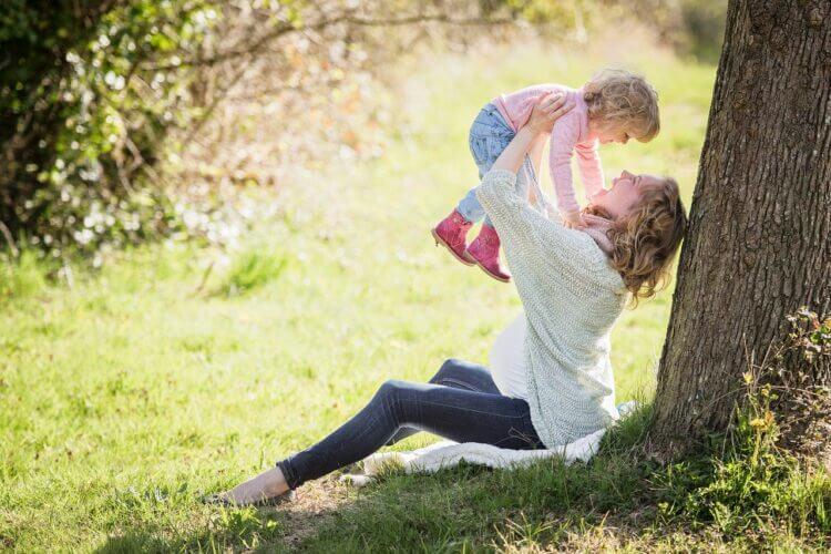 Havespillet til den aktive familie
